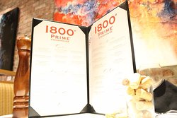 1800 Prime Steakhouse