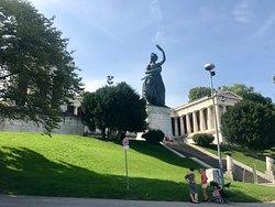 巴伐利亚雕像