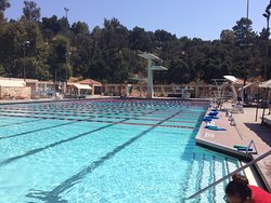 Rose Bowl Aquatics Center