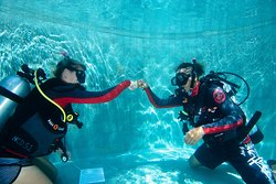 Quality training following the highest industry standards by our award winning PADI instructors.