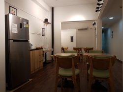 Clean   Comfortable   Hospitable   Quality Self Service Hostel