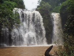 Kachang Waterfall