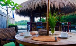 The Mangrove Restaurant at Ceningan Resort