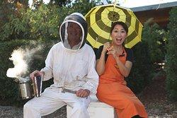 Rupert our Beekeeper