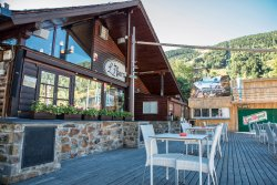 Abarset d'estiu: La terrassa