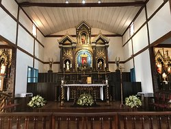 Matriz do Divino Pai Eterno - Santuario Velho