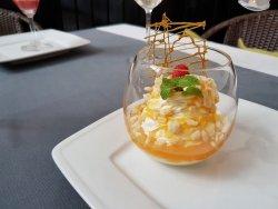 Comida francesa en Hanoi!