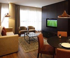 Sala - Tipologia Apartamento de dois quartos (T2)