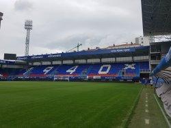 Estupenda visita al estadio del Eibar