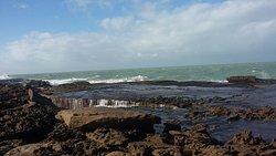Pedra Furada Beach