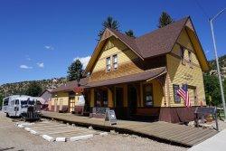 Rio Grande Southern Railroad Museum.