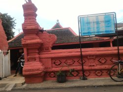 Panjunan Red Mosque