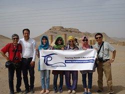 Touring Persia