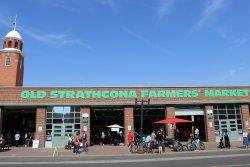 Old Strathcona Farmers' Market