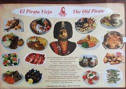 El Pirata Viejo