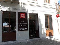 Café,restaurante, pastelaria, Belém