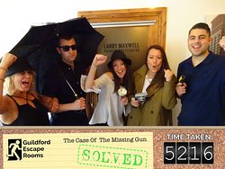 Guildford Escape Rooms