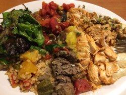 Sanaa s Gourmet Mediterranean