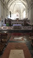 Magique très belle endroit et bonne accueil.! Très beau couvent crée en 1496.. corbara, rare cou