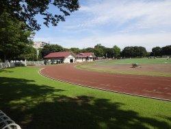 市民の森スポーツ公園 陸上競技場