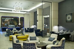 The Lobby Lounge DoubleTree by Hilton Resort & Spa Marjan Island