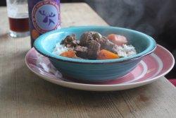 Olive stew