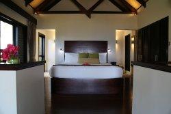 Beachfront Villa Bed