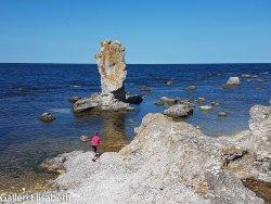 Digerhuvud Sea Stack Field