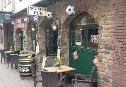 Scotisch Pub Dudelsack