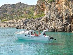Paleochora Boat Trip