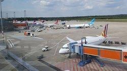 Visitor's Terrace Cologne-Bonn Airport