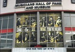 ‪Musicians Hall of Fame and Museum‬