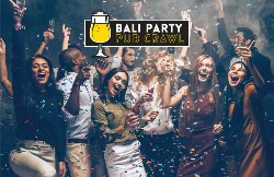 Bali Party Pub Crawl