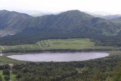 Manzherokskoye Lake