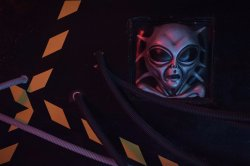 Alien Escape escape room