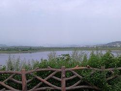 beautiful rawal lake view