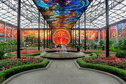 Cosmovitral Jardin Botanico