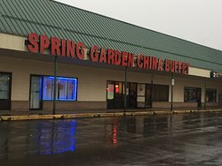 Spring Garden China Buffet