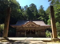 Kamiichinomiya Oawa Shrine