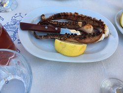 Best seafood restaurant in Paros!