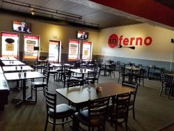 Inferno Pizza, Pasta, & Wings