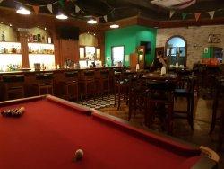 The Irish Clover Bar
