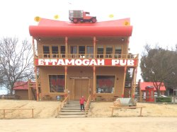 Very iconic Aussie Pub