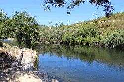 Praia Fluvial de Cerejeira