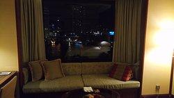 房間景觀-夜晚
