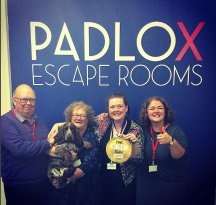 Padlox Escape Rooms