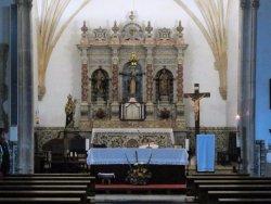 Igreja Matriz da Batalha ou Igreja da Exaltacao de Santa Cruz