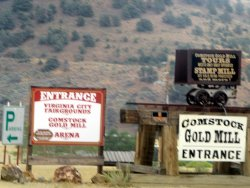 Comstock Gold Mill