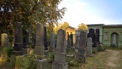 Jewish Cemetery Třebíč