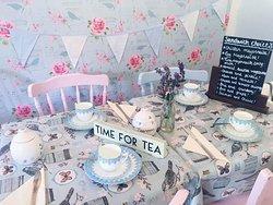 The Parlour Tearoom